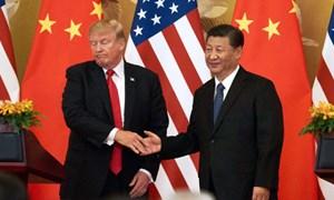 Tổng thống Mỹ thông báo hoãn đàm phán thương mại với Trung Quốc