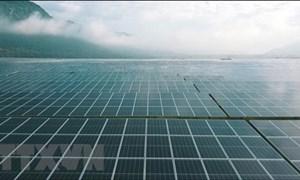 Khánh thành nhà máy điện mặt trời tại Bình Định