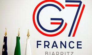 Pháp đặt chế độ an ninh tối đa cho Thượng đỉnh G7