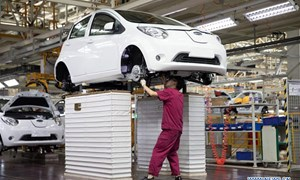 Mỹ điều tra Trung Quốc bán phá giá khung gầm và các kết nối nhỏ của ô tô