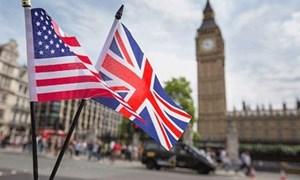 Hiệp định thương mại Mỹ-Anh hậu Brexit: Không phải chuyện dễ dàng