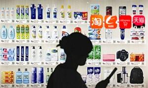 Các doanh nghiệp thương mại điện tử Trung Quốc 'hốt bạc'