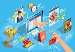 Doanh thu từ thương mại điện tử tăng vọt trong thời kỳ COVID-19