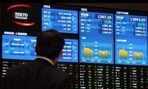 Các thị trường chứng khoán châu Á biến động trái chiều