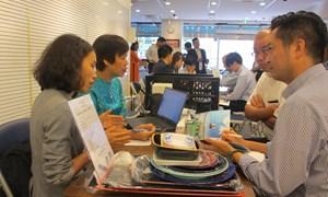 Giới doanh nghiệp Việt Nam tìm kiếm cơ hội kinh doanh tại Nhật Bản