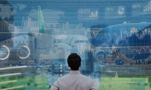 Cổ phiếu hàng không tăng mạnh trong phiên cuối tháng 8