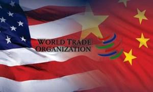 Trung Quốc khiếu nại Mỹ lên WTO về vấn đề áp thuế mới
