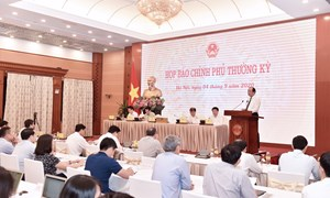 Họp báo Chính phủ: Thứ trưởng Tạ Anh Tuấn làm rõ một số vấn đề dư luận quan tâm