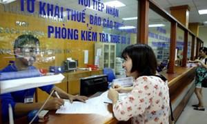 Ngành Thuế thu NSNN 8 tháng năm 2019 đạt 69,7% so với dự toán pháp lệnh