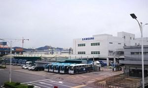 Samsung sẽ đóng cửa nhà máy sản xuất tivi ở Trung Quốc vào tháng 11