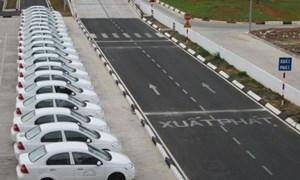 Bộ Công an sẽ sát hạch, cấp bằng lái xe 12 điểm 
