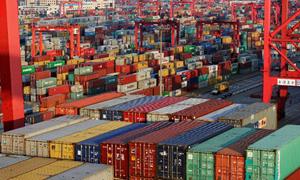 Kim ngạch thương mại Mỹ-Trung giảm gần 14% trong 8 tháng
