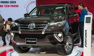 Toyota triệu hồi một số xe Fortuner 2019 do nguy cơ suy giảm trợ lực phanh