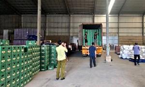 """Khởi tố vụ án """"Xâm phạm quyền sở hữu công nghiệp"""" đối với bia SaiGon VietNam"""