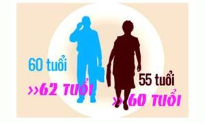 Tuổi nghỉ hưu của nam và nữ có khoảng cách như thế nào là phù hợp?