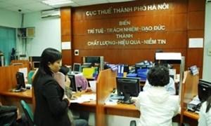 Cục Thuế Hà Nội công khai danh sách 701 đơn vị nợ thuế