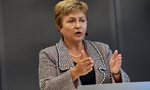 IMF chính thức có Tổng Giám đốc mới