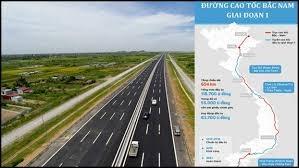 Khởi công xây dựng đồng loạt 3 dự án thành phần cao tốc Bắc - Nam