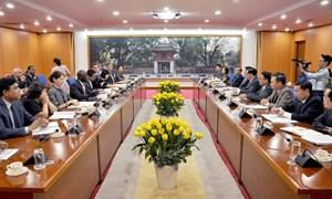 WB cam kết tiếp tục hỗ trợ Việt Nam trong cải cách quản lý tài chính ngân sách
