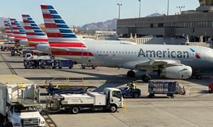 Mỹ: Đàm phán về gói hỗ trợ mới bị hoãn, cổ phiếu hàng không giảm giá