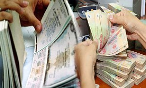 HNX đấu thầu huy động được 8.295 tỷ đồng trái phiếu Chính phủ
