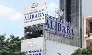 Nhiều lãnh đạo, nhân viên của Công ty cổ phần địa ốc Alibaba bị khởi tố bắt giam