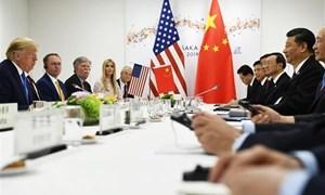 Căng thẳng Mỹ-Trung gây hiệu ứng lan tỏa với các nền kinh tế mới nổi