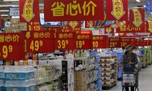 Tăng trưởng kinh tế Trung Quốc chỉ đạt 6% trong Quý III/2019