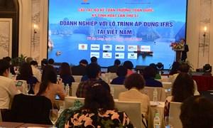 Doanh nghiệp với lộ trình áp dụng IFRS tại Việt Nam