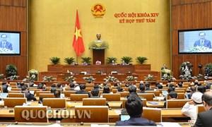 Bộ trưởng Đinh Tiến Dũng giải trình một số vấn đề về Luật Chứng khoán (sửa đổi)