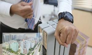 Phải kiểm soát chặt chẽ tín dụng bất động sản