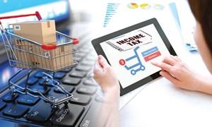Giải pháp quản lý thuế đối với hoạt động thương mại điện tử