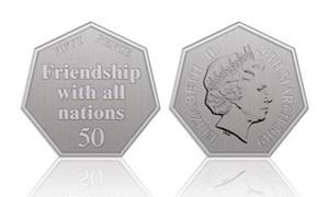 Bộ Tài chính Anh chính thức tạm dừng sản xuất đồng xu Brexit