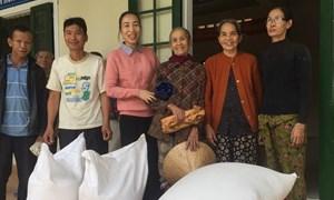 Bộ Tài chính xuất cấp bổ sung không thu tiền 6.500 tấn gạo từ nguồn dự trữ quốc gia cho các tỉnh bị thiên tai