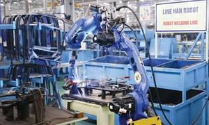 Một số ngành công nghiệp chủ lực giảm mức tăng trưởng