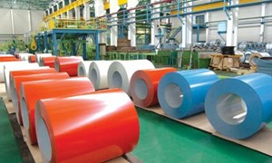 Chống bán phá giá thép phủ màu xuất xứ Hàn Quốc và Trung Quốc