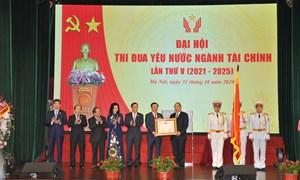 Chùm ảnh: Đại hội Thi đua yêu nước lần thứ V của ngành Tài chính