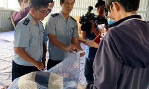 Liên tiếp phát hiện hàng giả mạo xuất xứ Việt Nam