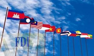 ASEAN thu hút nguồn vốn FDI kỷ lục trong 3 năm liên tiếp