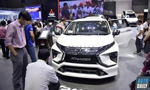 Ô tô Mitsubishi Xpander tại Việt Nam bị thu hồi để khắc phục lỗi