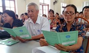Một số giải pháp để thực hiện hiệu quả chế độ bảo hiểm hưu trí ở Việt Nam
