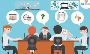 Trao đổi về lãnh đạo và quản lý trong doanh nghiệp