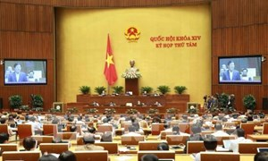 Quốc hội thông qua Nghị quyết về kế hoạch phát triển kinh tế - xã hội năm 2020