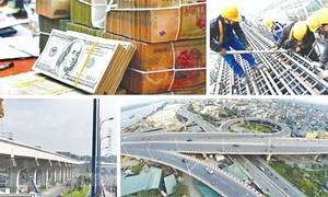 Công bố thông tin giải ngân chi xây dựng cơ bản nguồn vốn nước ngoài