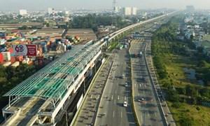 TP. Hồ Chí Minh: Vốn đầu tư metro số 1 giảm 3.400 tỷ đồng
