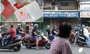 Cấm hay không cấm dịch vụ đòi nợ thuê?