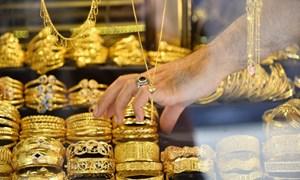 Giá vàng trong nước và thế giới tiếp tục tăng