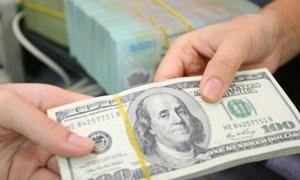 Tỷ giá đồng USD giảm mạnh