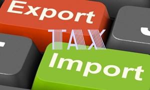 Bộ Tài chính đề xuất thuế nhập khẩu ưu đãi thực hiện FTA ASEAN – Hồng Kông