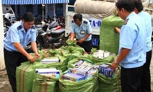 Xử lý kịp thời hành vi buôn lậu hàng hóa qua biên giới